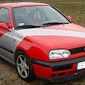 Nasz samochód - VW Golf III 5-ciodrzwiowy w wersji sportowej #Volkswagen #Golf #III