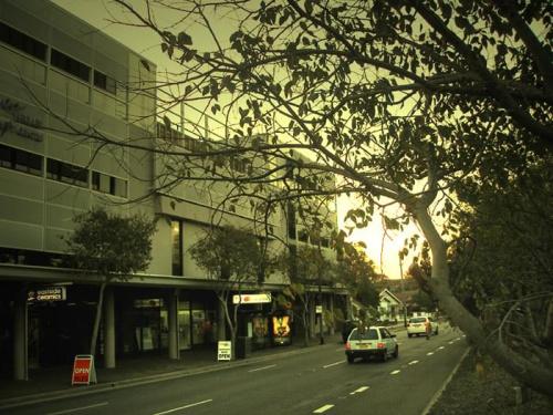 Ulica na której znajduje się blblioteka: Anzac pd. (Sydney, Maroubra)