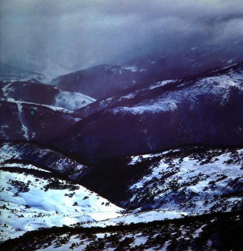 Koło góry Kościuszki, Góry Śnieżne, Australia