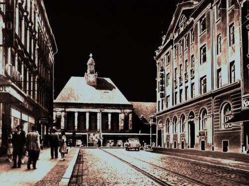 Gorlitz (Niemcy), dworzec kolejowy