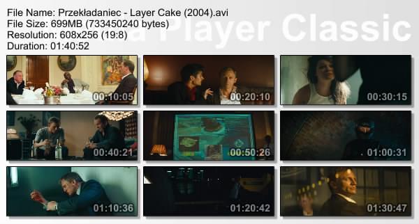 Przekładaniec / Layer Cake (2004)