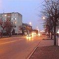 #Opoczno #Miasto #Konrek #ulica #wieczór