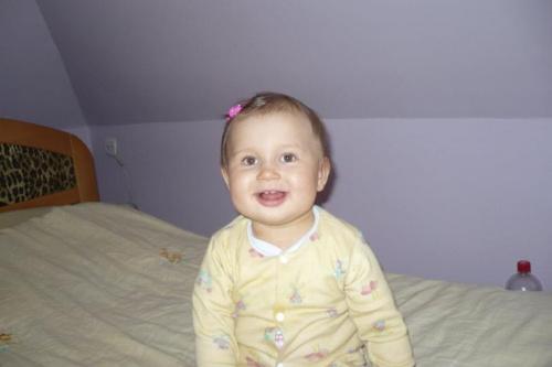 moja córka