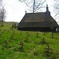 cerkwa #drewno #cerkiew #cerkiewka #słowacja #las #krzyży #krzyże #krzyż #ludowa #ludowy #sztuka #arcydzieło #ciesiołka #mały #duchowy #wojna #światowa #kwatera #kwatery
