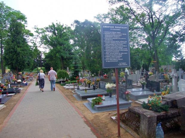 Kiszkowo cmentarz #cmentarz