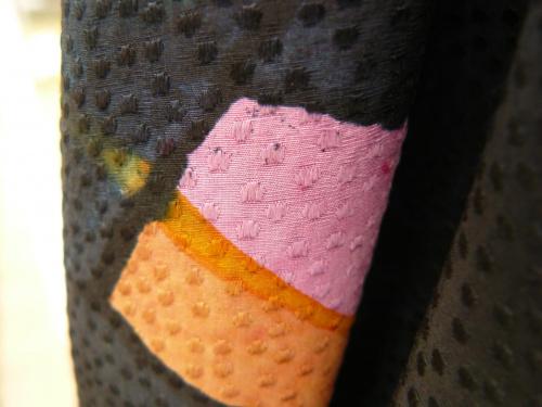 Jedwabna tkanina #bornholm #dania #nexo #motyli #park #jedwab