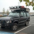 wyprawowy diehard #Land #Rover #Discovery #expedition