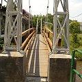 GŁUCHOŁAZY - drewniany most nad Białą #Głuchołazy #most #Opolskie