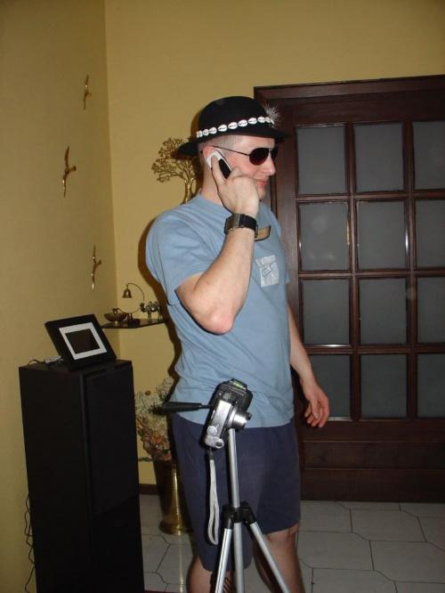 bk! #kapelusz #zegarek #fon #man