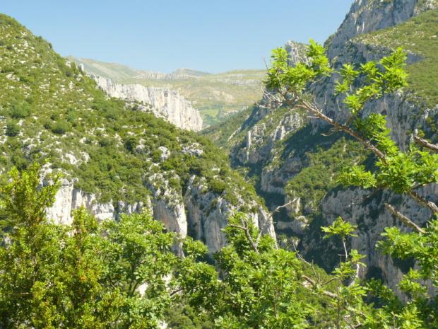 Cudo przyrody w Europie #CanionDuVerdon