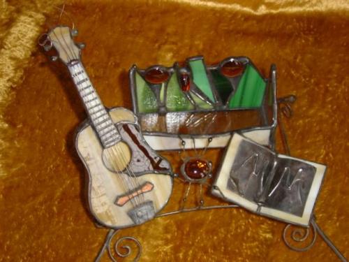 Wizytownik - prezent dla gitarzysty MM