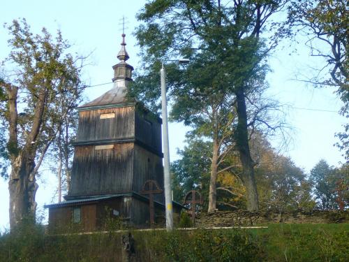Bieszczady. Na szlaku. #cerkiew #Komańcza