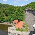 zapora wodna Pilchowice #ZaporaWodna #ElektrowniaWodna #Pilchowice