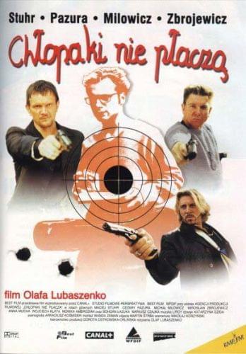 Chłopaki nie płaczą (2000) PL.HDTV.720p.Xvid.AC3-LTN / Film PL
