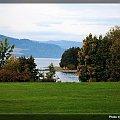 #Hamar #Norwegia #jezioro #widok