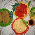 Angielska jajecznica..Przepisy na : http://www.kulinaria.foody.pl/ , http://www.kuron.com.pl/ i http://kulinaria.uwrocie.info #jajecznica #gotowanie #jedzenie #kulinaria #śniadanie #PrzepisyKulinarne