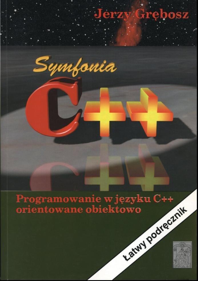 Symfonia C++ Wydanie 4 Wydanie czwarte uzupełnione
