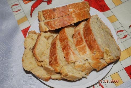 Chlebek czosnkowo-cebulowy