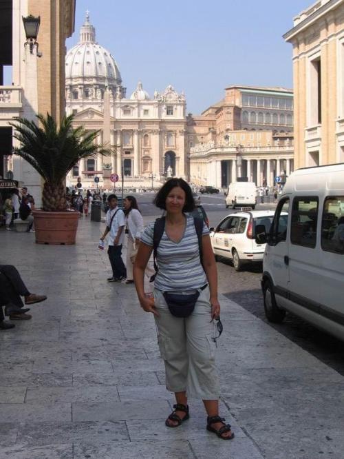Rzymskie wakacje roku 2005
