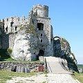 #Ogrodzieniec #zamek #ruiny #widoki #zabytki
