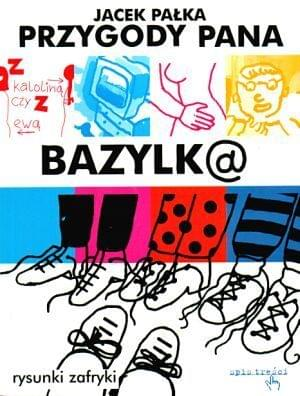 Palka Jacek - Przygody pana Bazylka [Audiobook PL]