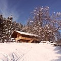 """Rudawy Janowickie.Obecna perełka """"Szwajcarka"""" po odnowieniu :) #budowle #RudawyJanowickie #zabytki #góry"""