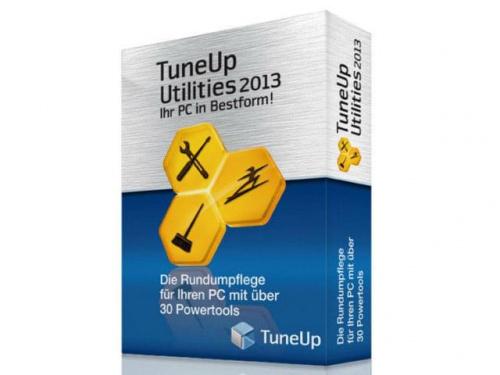 TuneUp Utilities 2013 + Crack