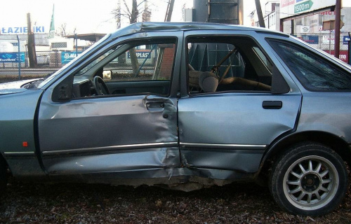 #auto #samochód #wrak