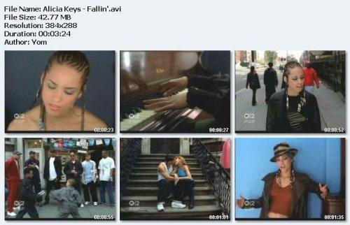 Alicia Keys - Fallin' (2001)